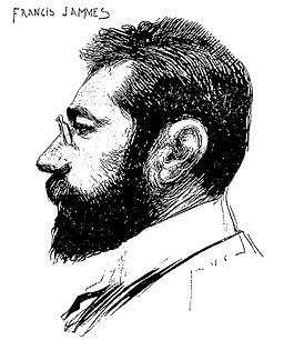 Francis Jammes by Jean Veber