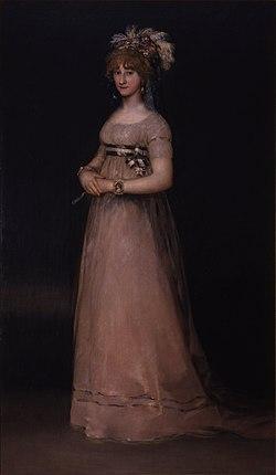 Francisco de Goya - Ritratto di María Luisa de Borbón y Vallabriga - Google Art Project.jpg