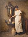 Franck Bail-Femme à la fontaine.jpg