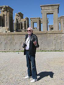 Frank-Pierson-in-Persepolis.jpg