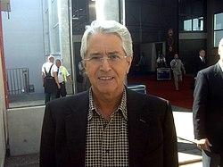 Frank Elstner German television presenter
