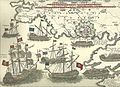 Französische Flotte im Hafen von Brest 1759.jpg