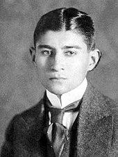 kafka in 1910 - Franz Kafka Lebenslauf