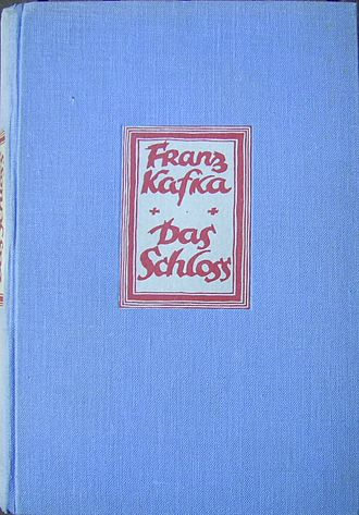 The Castle (novel) - First edition (1926)