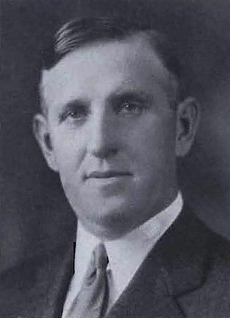 Fred Bohler - Bohler from the 1934 Chinook
