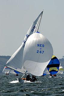 Rudy den Outer Dutch sailor