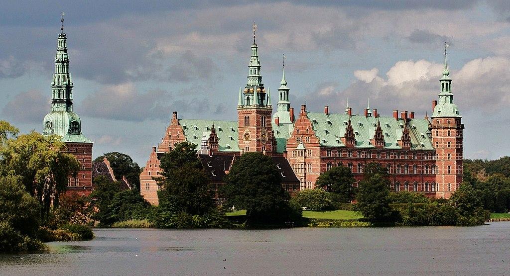 Chateau de Frederiksborg, le