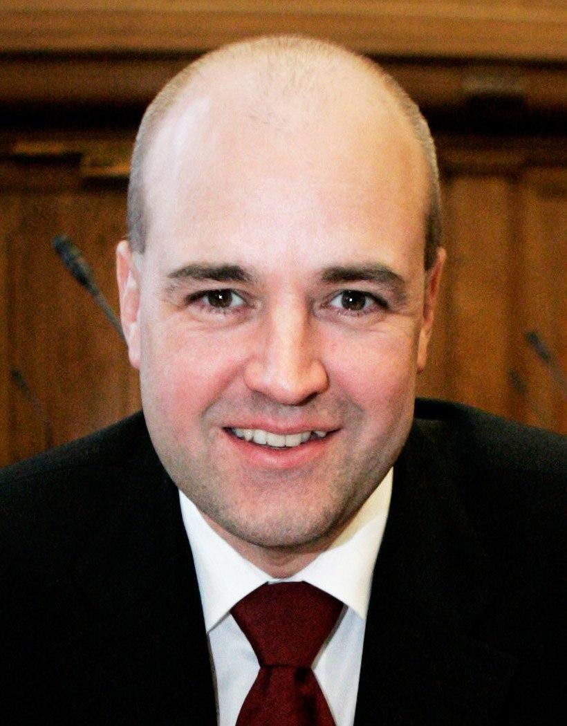 Fredrik Reinfeldt 2006-10-31