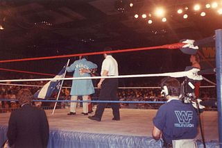 Frenchy Martin Canadian professional wrestler and manager