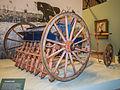 Fries Landbouwmuseum Earnewâld - Zaaimachine.jpg