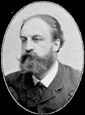 Fritz Eckert - Image: Fritz Herrman Wilhelm Eckert from Svenskt Porträttgalleri XX