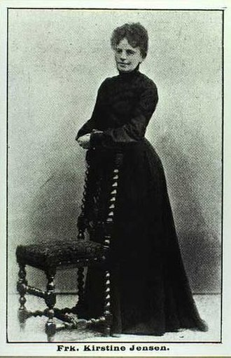 Kristine Marie Jensen - Kristine Marie Jensen