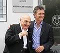 Froilan Gonzalez et Mauricio Macri.jpg