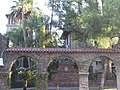 Front of Mission Inn walkway arches from Mission Inn Avenue.JPG