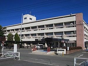 Fukaya, Saitama - Fukaya City Hall
