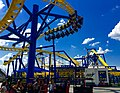 Fun Spot America Orlando Freedom Flyer Coaster.JPG