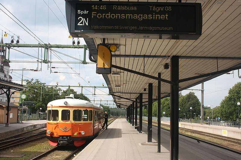 File:Gävle station perrong 2.jpg