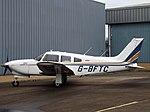 G-BFTC Piper Turbo Cherokee Arrow PA28R (31649293163).jpg