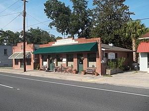 Woodbine Historic District (Woodbine, Georgia) - Image: GA Woodbine HD04b