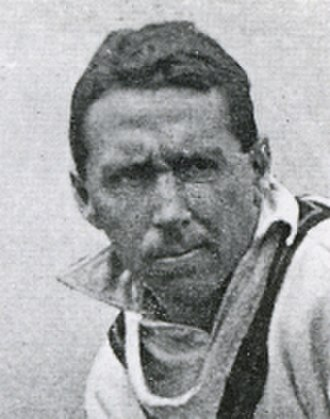 English cricket team in South Africa in 1905–06 - GC White, South Africa's top run scorer during the series