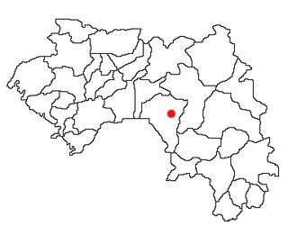 Faranah Prefecture Prefecture in Faranah Region, Guinea