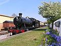 GWR 2-8-0 3850, WSR Washford, WSR 23.4.2011 P4230006 (9972171104).jpg