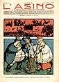 Gabriele Galantara, Il congresso socialista di Bologna, copertina de l'Asino del 10 aprile 1904.jpg