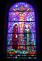 Gaillon - Crucifixion 1954 François Décorchemont - 5 panneaux.jpg