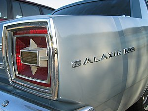 Ford US Galaxie