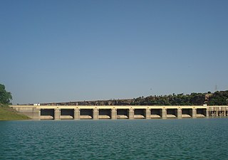 Gandhi Sagar Dam dam