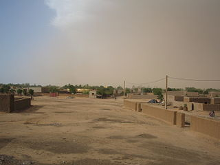 Gao Urban commune and town in Mali