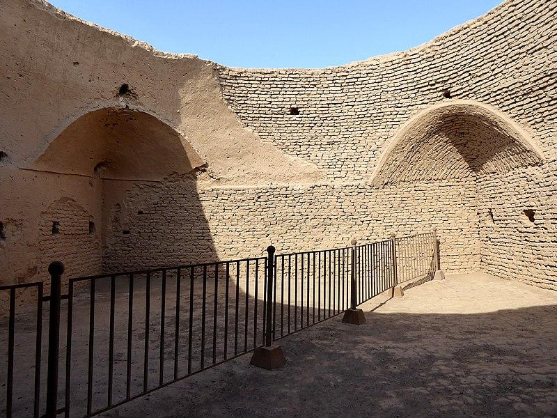 File:Gaochang Ruins Turpan Xinjiang China 新疆 吐魯番 高昌故城 - panoramio (7).jpg