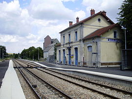 Mareuil-sur-Ourcq railway station