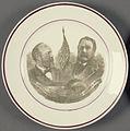Garfield-Arthur Ceramic Portrait Plate, ca. 1880 (4359378595).jpg