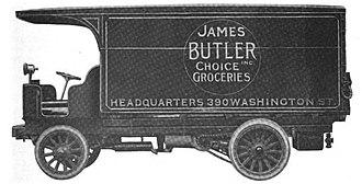 Superior Coach Company - Garford Motor Truck Company 1912