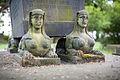 Gartenfriedhof cemetery Marienstrasse Hanover Germany grave 15 Kielmansegge 02.jpg