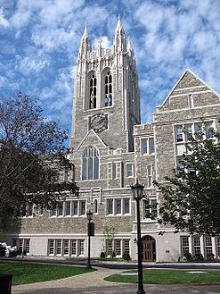 Boston College Undergraduate Admissions Tours