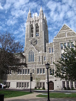 Gasson Hall, Boston College, Chestnut Hill MA.jpg
