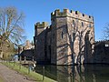 Gatehouse to Bishop's Palace, Wells - geograph.org.uk - 1752714.jpg