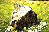 Gavin Maxwell's grave at Sandaig - geograph.org.uk - 1160960.jpg