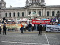 Gaza flotilla clash demonstration in Belfast 4.jpg