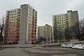 Gdańsk ulica Ostrowskiej 4, Reymonta 34 i Leśny Stok 4.JPG