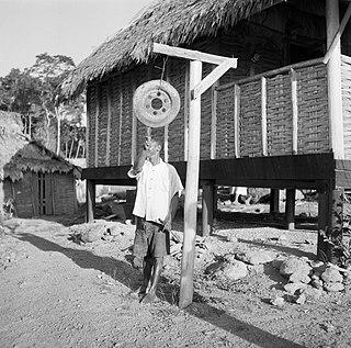 Centrum, Brokopondo Resort in Brokopondo District, Suriname