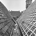 Gedeelte kap, tijdens restauratie - Alkmaar - 20005984 - RCE.jpg