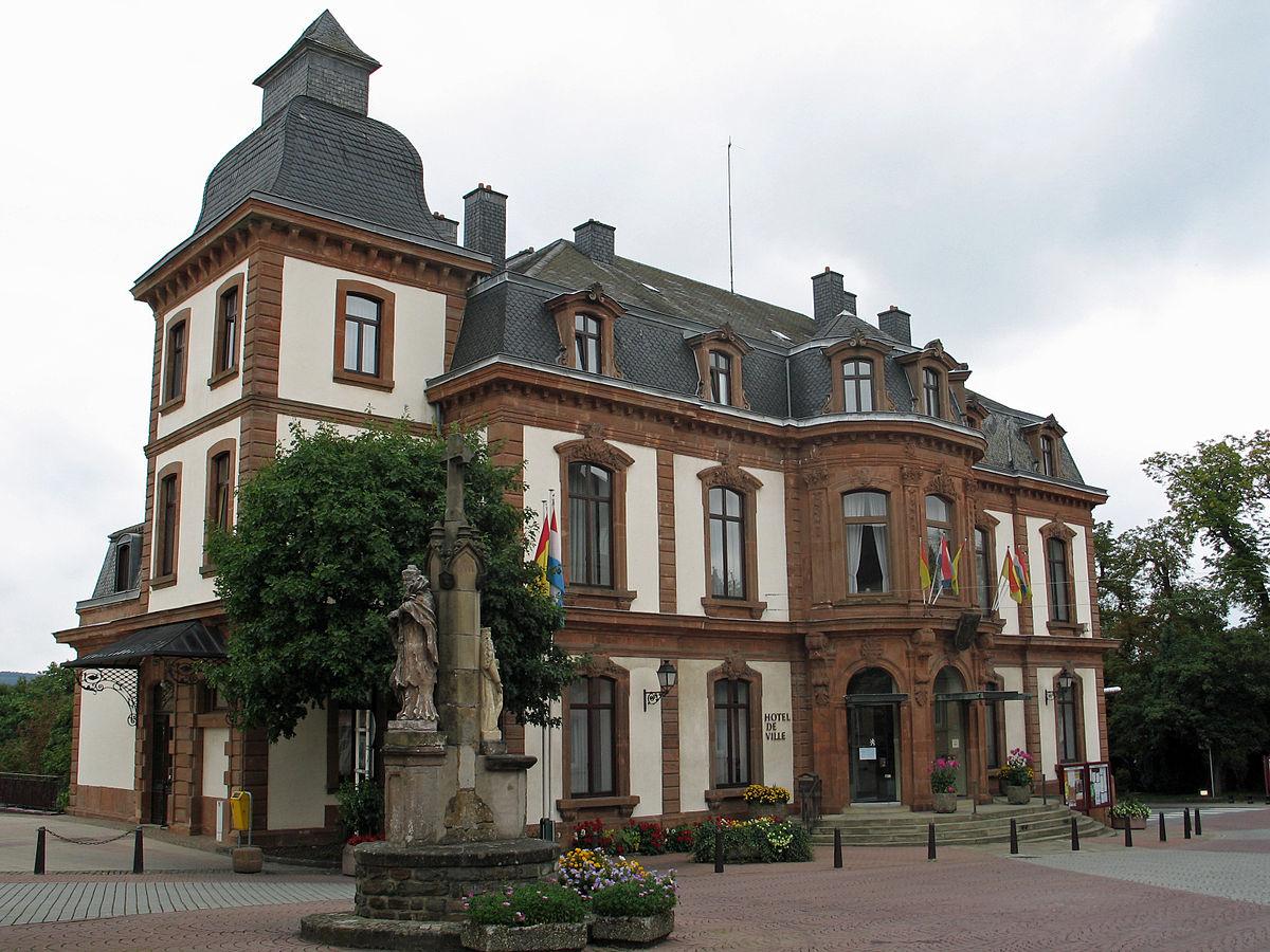 Hotel De Ville De Luxembourg Ville