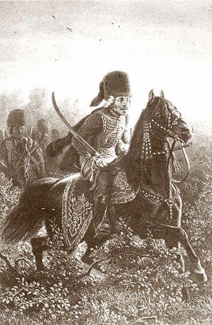 Hans Joachim von Zieten - Image: General Hans Joachim von Zieten