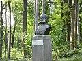 General Skobelev's bust, Pleven.jpg
