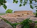 General View of Chausath Yogini Temple Mitawali.jpg