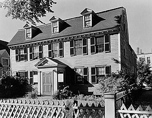William Brattle House - Image: General William Brattle House, 42 Brattle Street, Cambridge (Middlesex County, Massachusetts)