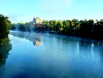 Rochester, New York - The Genesee River in 2013